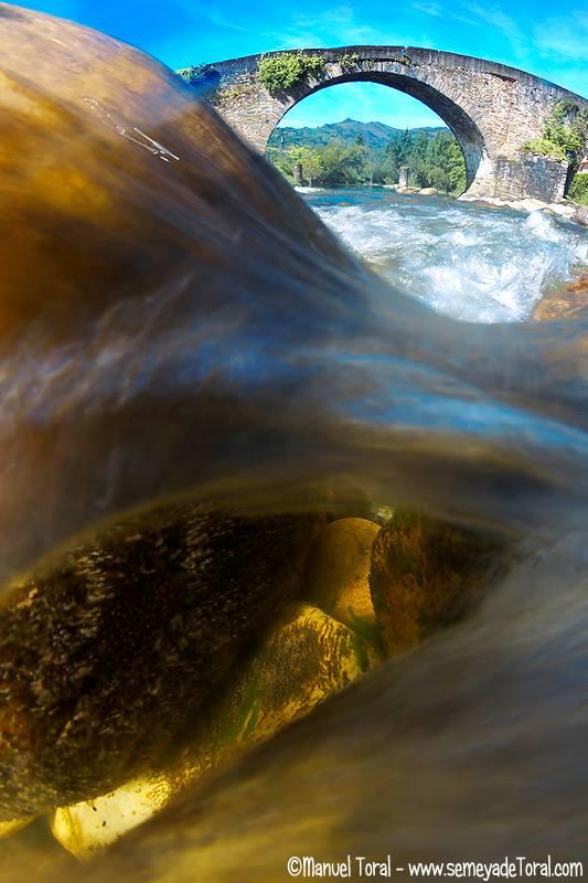 A dos aguas. - RÍOS Y BOSQUES - Semeya  de Toral