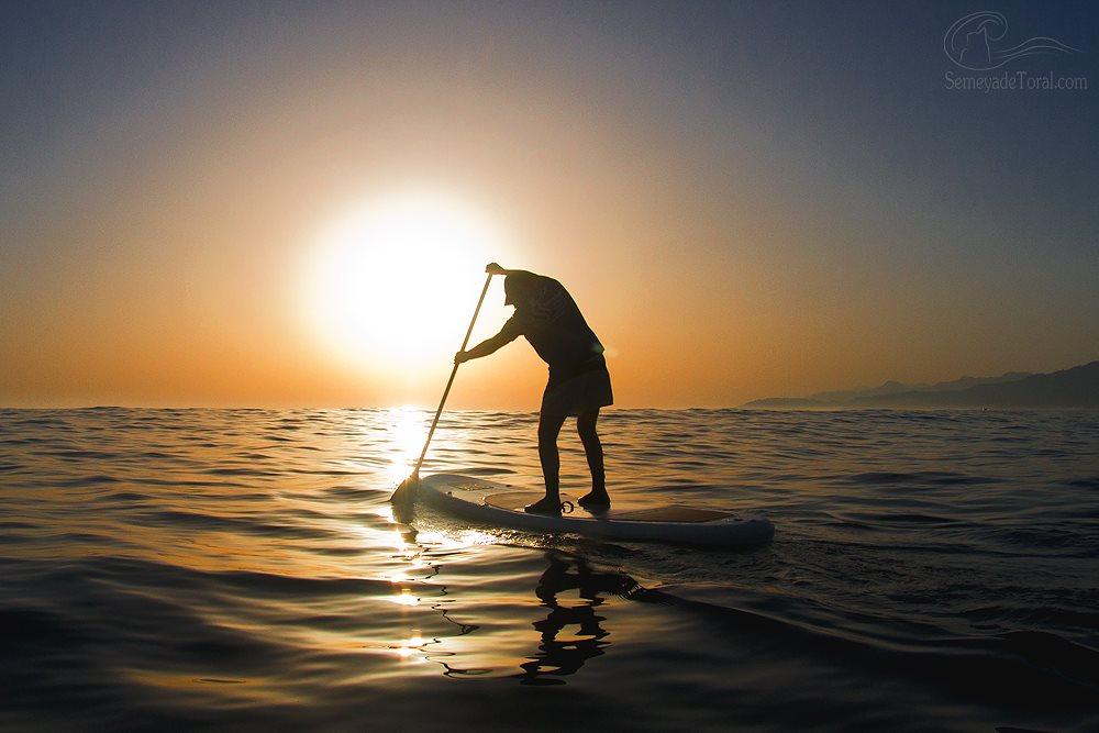 Hasta luego, ahí os quedáis. - STAND UP PADDLE SURF - Semeya  de Toral