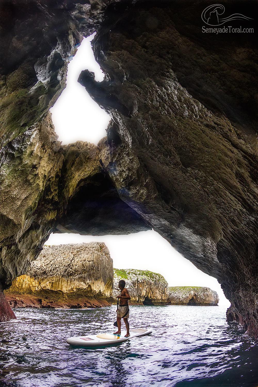¿Qué habrá por ahí? - STAND UP PADDLE SURF - Semeya  de Toral