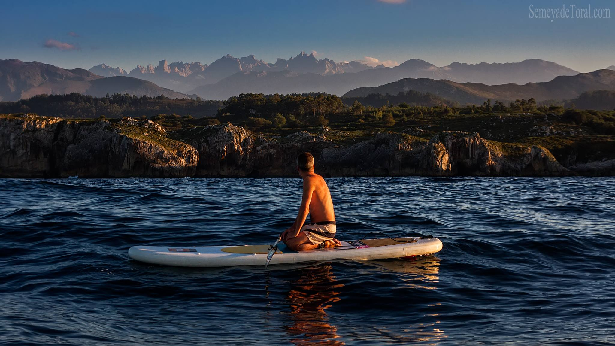 STAND UP PADDLE SURF - Semeya  de Toral