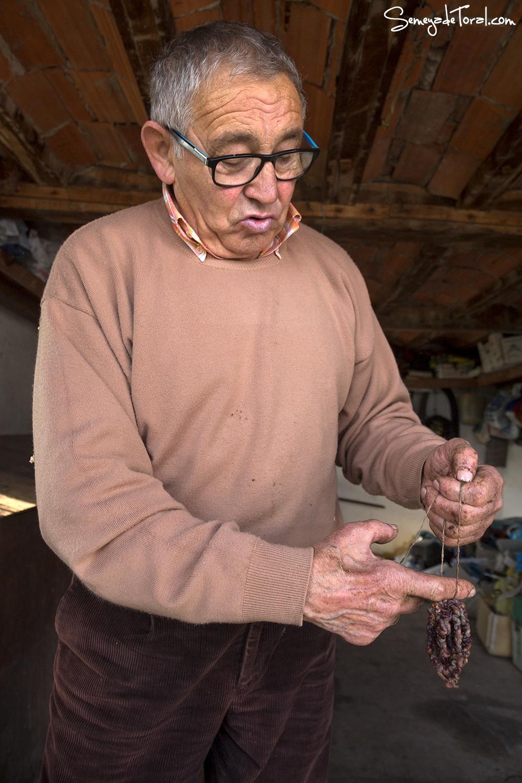¡Listo! - Pesca tradicional de Barbaes - Semeya  de Toral