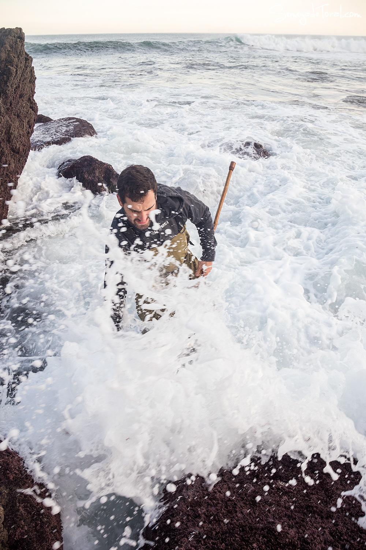 ¡Cuidao! - Pesca tradicional de Barbaes - Semeya  de Toral