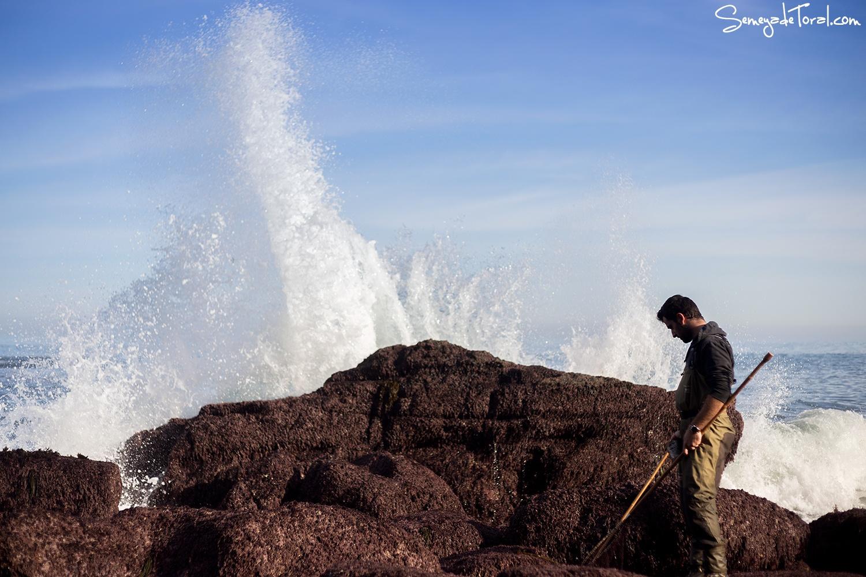 Y el mar nos avisa. - Pesca tradicional de Barbaes - Semeya  de Toral