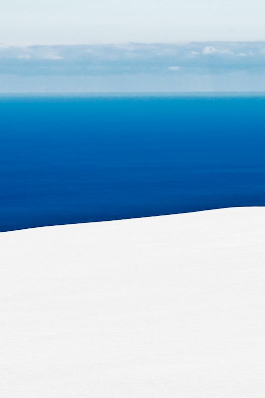 Cielo, mar y nieve. - MAR - Semeya  de Toral