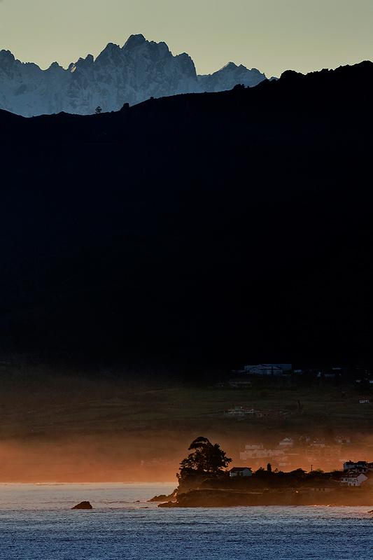 De 2650 msnm a 0, en un vistazo. - MAR - Semeya  de Toral