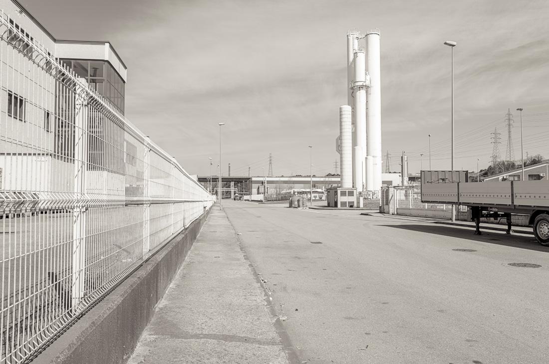 estudio 4546. Gijón - INDUSTRIAL LANDSCAPE 2013 - senenmerino. fotografias de autor sobre La industria . asturias . españa.