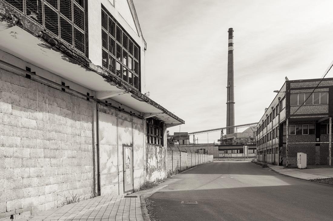 estudio 4602. Riaño - INDUSTRIAL LANDSCAPE 2013 - senenmerino. fotografias de autor sobre La industria . asturias . españa.