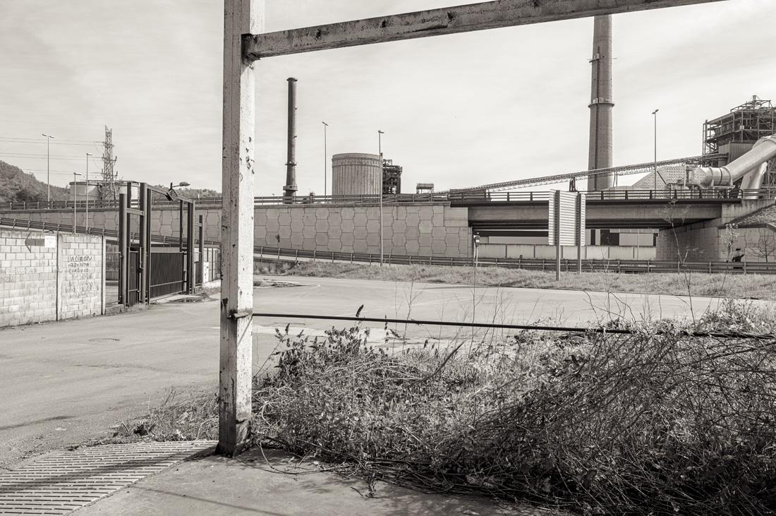 estudio 4611. Riaño - INDUSTRIAL LANDSCAPE 2013 - senenmerino. fotografias de autor sobre La industria . asturias . españa.
