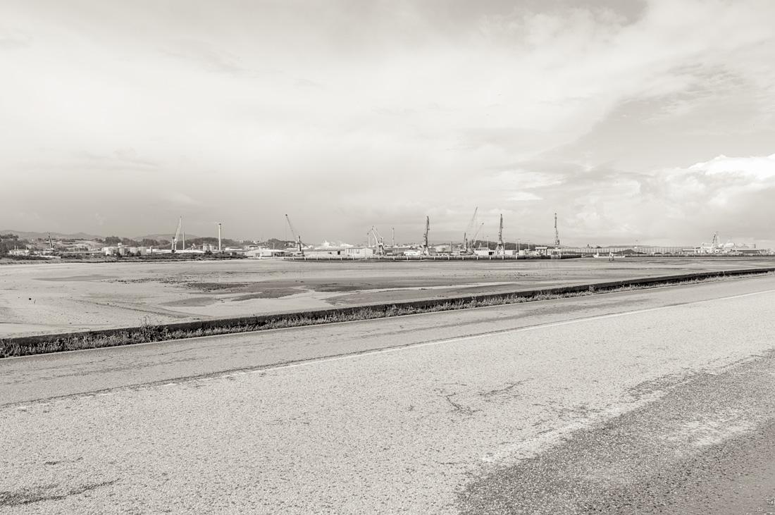 estudio 4891. ria Avilés - INDUSTRIAL LANDSCAPE 2013 - senenmerino. fotografias de autor sobre La industria . asturias . españa.