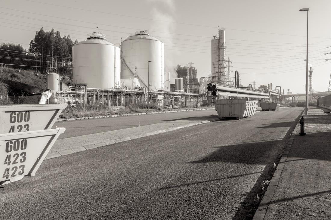 estudio 4074. Avilés - INDUSTRIAL LANDSCAPE 2013 - senenmerino. fotografias de autor sobre La industria . asturias . españa.