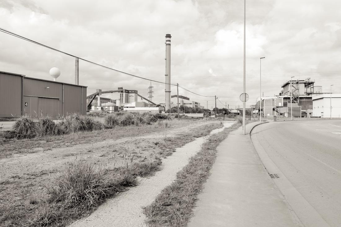 estudio 541. San Juan de Nieva - INDUSTRIAL LANDSCAPE 2013 - senenmerino. fotografias de autor sobre La industria . asturias . españa.