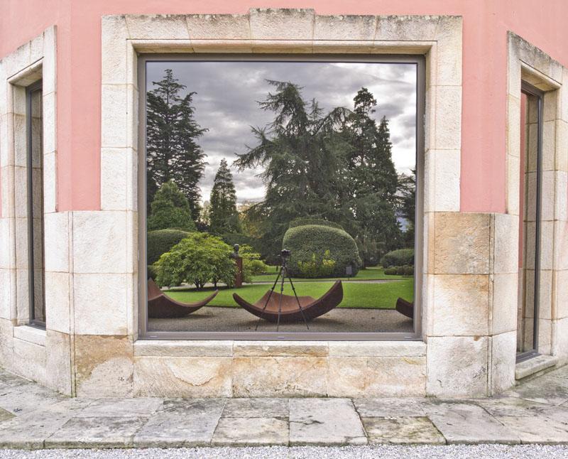 Estudio 3434. 2012 - JARDEN FUNDACION E. VALLE. INTERPRETATION.  - Senén Merino . Fografías Fundación M. Evaristo Valle. Gijón.
