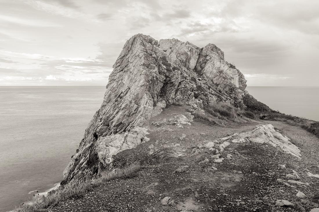 estudio 1147. Cabo Peñas. 2013 - COAST in ASTURIAS - senén merino, photograph
