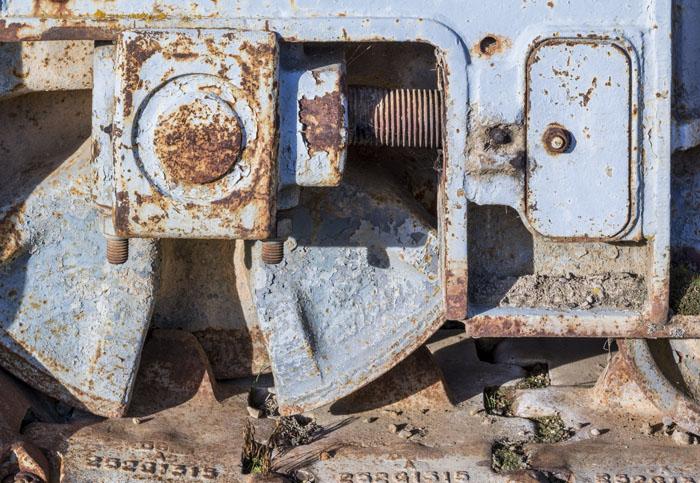 Cadena. Estudio 3894 - DESGUACE - senenmerino. fotografías de  un DESGUACE de maquinaria.