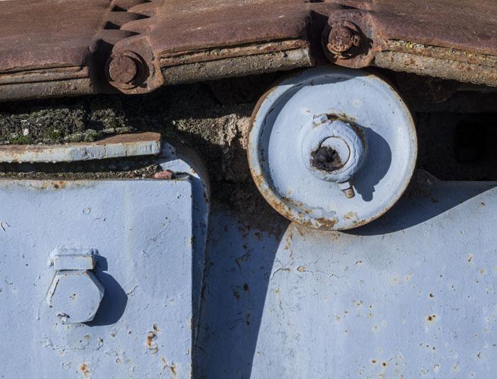 Pasadores. Estudio 3896 - DESGUACE - senenmerino. fotografías de  un DESGUACE de maquinaria.