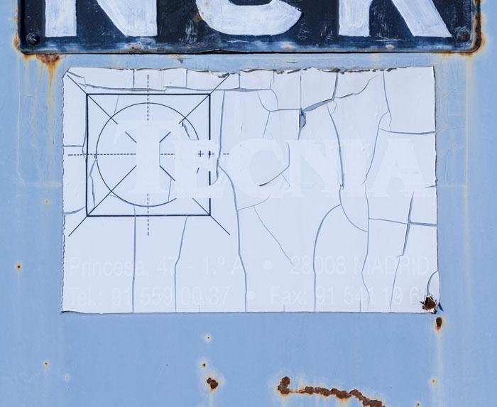 NCK. Estudio 3897 - DESGUACE - senenmerino. fotografías de  un DESGUACE de maquinaria.
