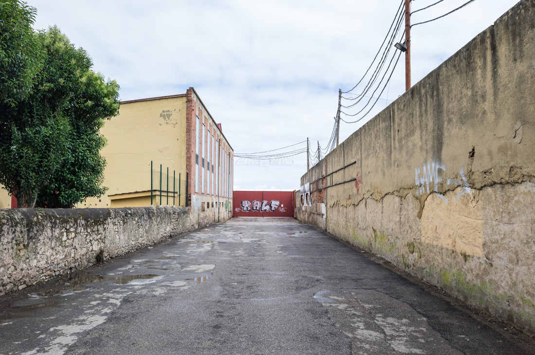 estudio 5918 - semana negra.-black week-. Gijón. 2017 - senén merino, photograph