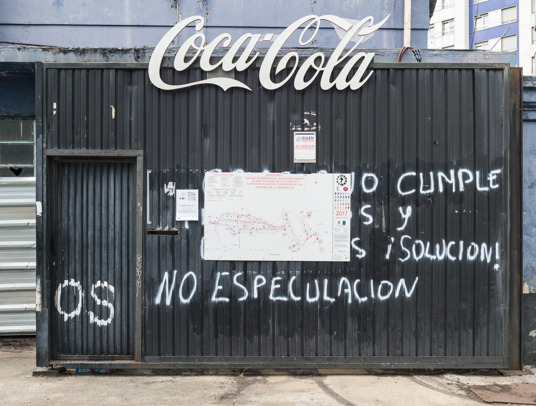 estudio 5977 - semana negra.-black week-. Gijón. 2017 - senén merino, photograph