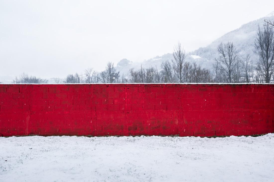 estudio 7599. Laviana. 2018 - paisaje construido.-landscape built- - senén merino, photograph