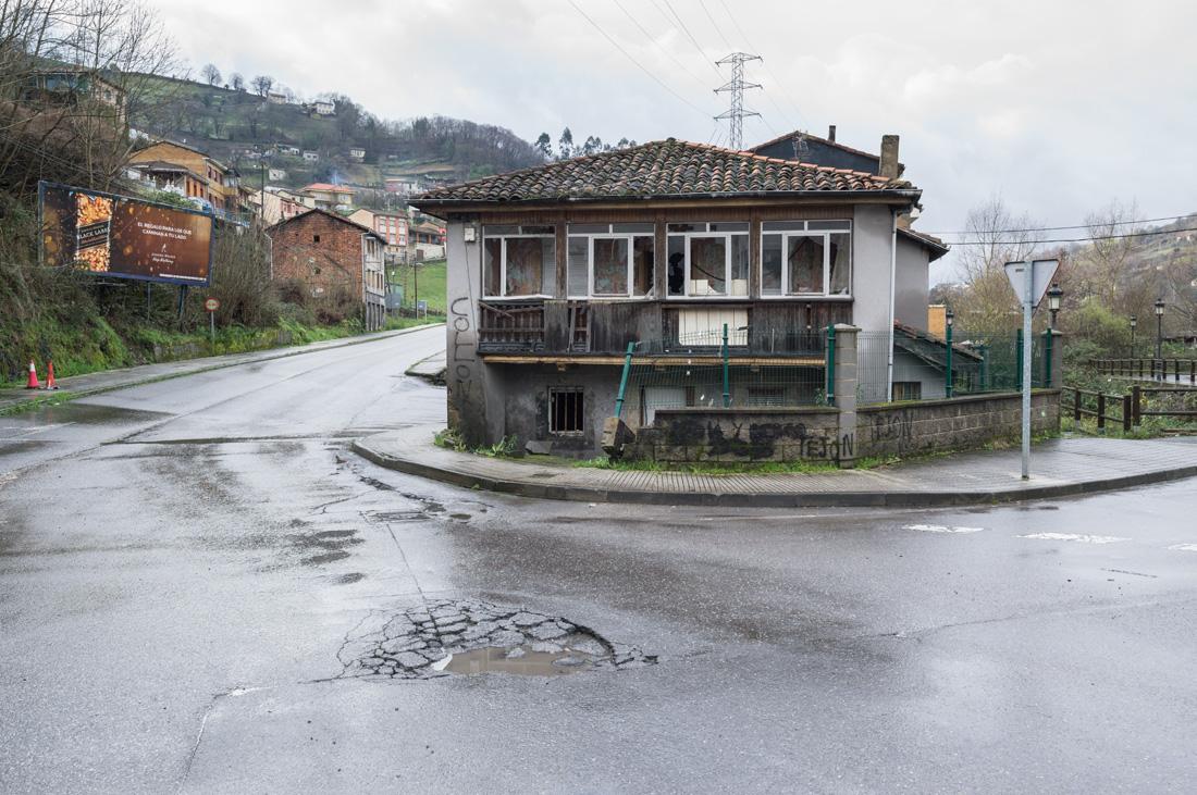 estudio 7974 - cuenca del Nalón.- mining area of Nalón.- Asturias. 2018 - senén merino, photograph