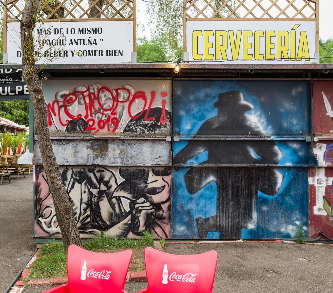 estudio 1600 - METROPOLITAN. Gijón. 2019 - senén merino, photograph