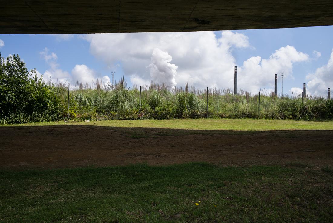 estudio 3122. Avilés. 2019 - paisaje construido.-landscape built- - senén merino, photograph
