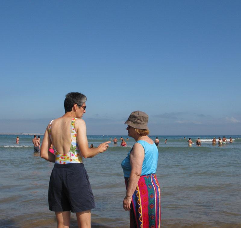 Colores - RIO PILES A SAN PEDRO. 2009 - senenmerino.Fotografías Playa de Gijón.