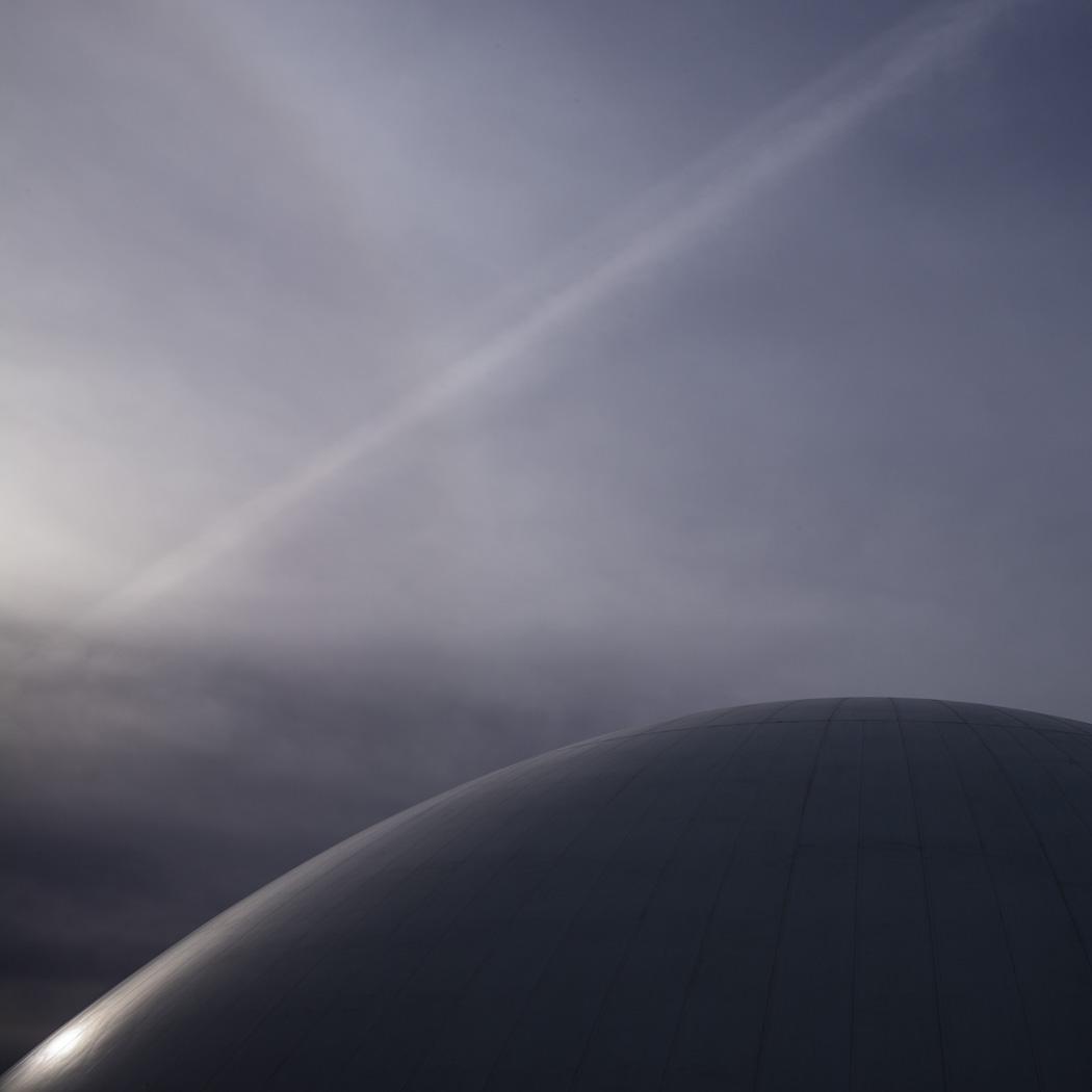estudio 2258. Niemeyer. Avilés. 2015 - paisajes oníricos.-dream like landscapes- - senén merino, photograph