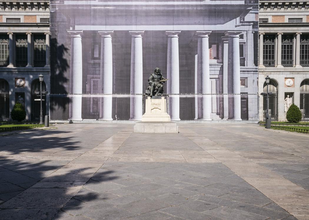 estudio 3876. Madrid. 2015 - museos y galerias.-museums and galleries- - senén merino, photograph