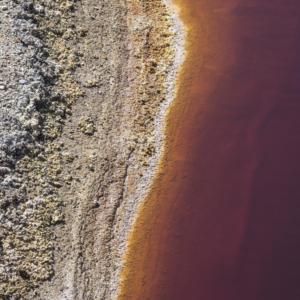 estudio 1222 -  rio TINTO. 2015 - senén merino, photograph