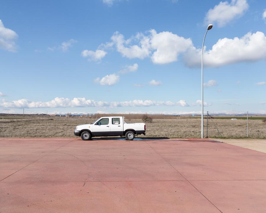 estudio 2157. Zamora. 2013 - paisaje construido.-landscape built- - senén merino, photograph
