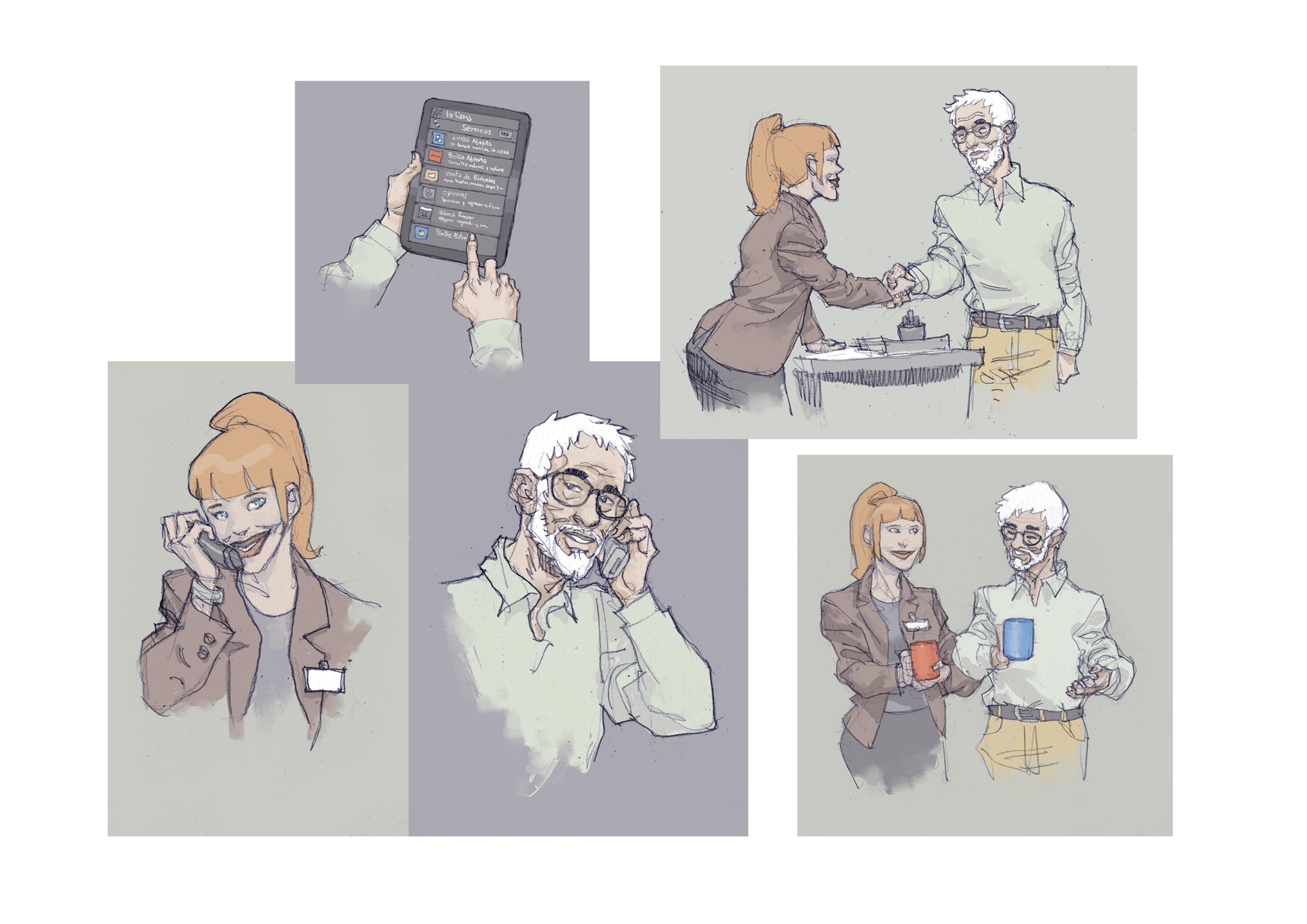 Storyboards-concept - storyboards y concept art
