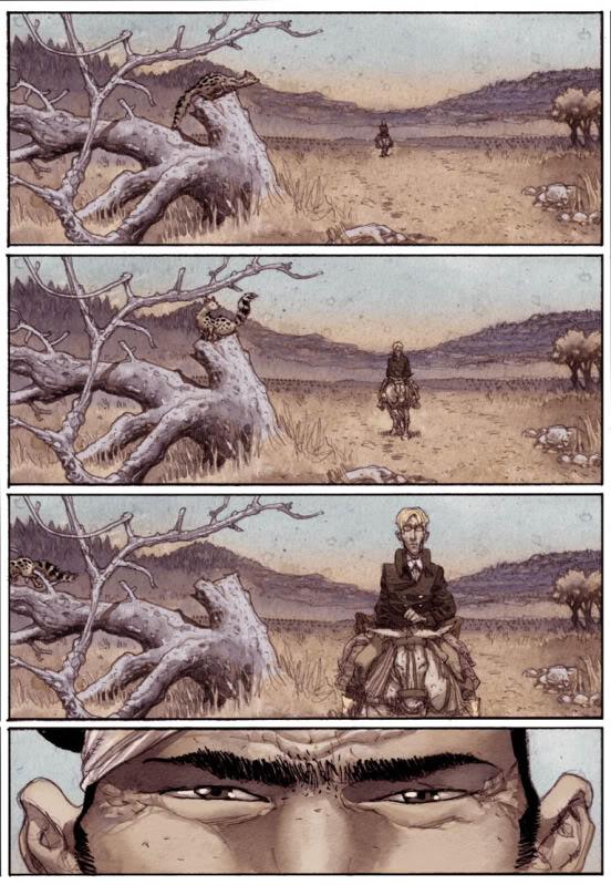 Cómic - Sergio Bleda, Historietísta