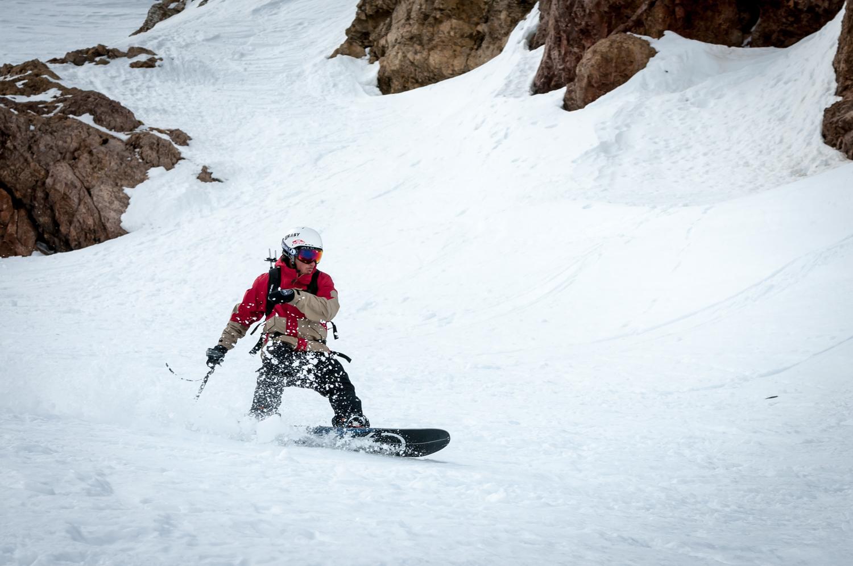 Snowboard - Sergio Tomico, Photography