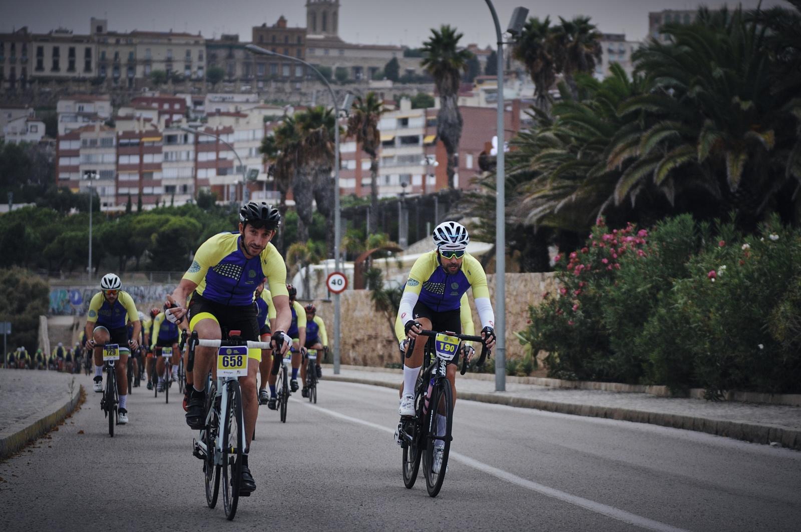 Gran fondo Tarraco 2019 - QuieroMisFotos.com - Sergio Tomico, Photography