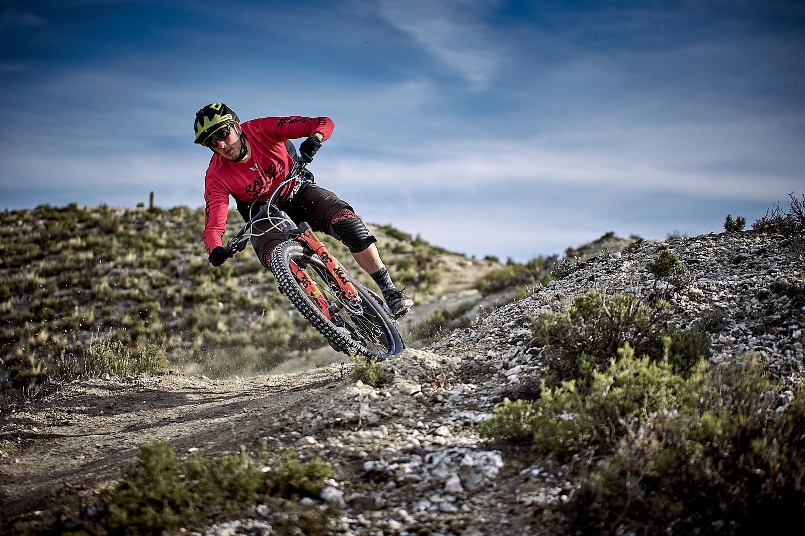 MTB - Enduro - Sergio Tomico, Photography