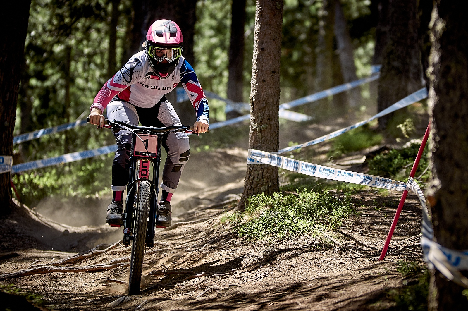 MTB - Downhill - Sergio Tomico, Photography