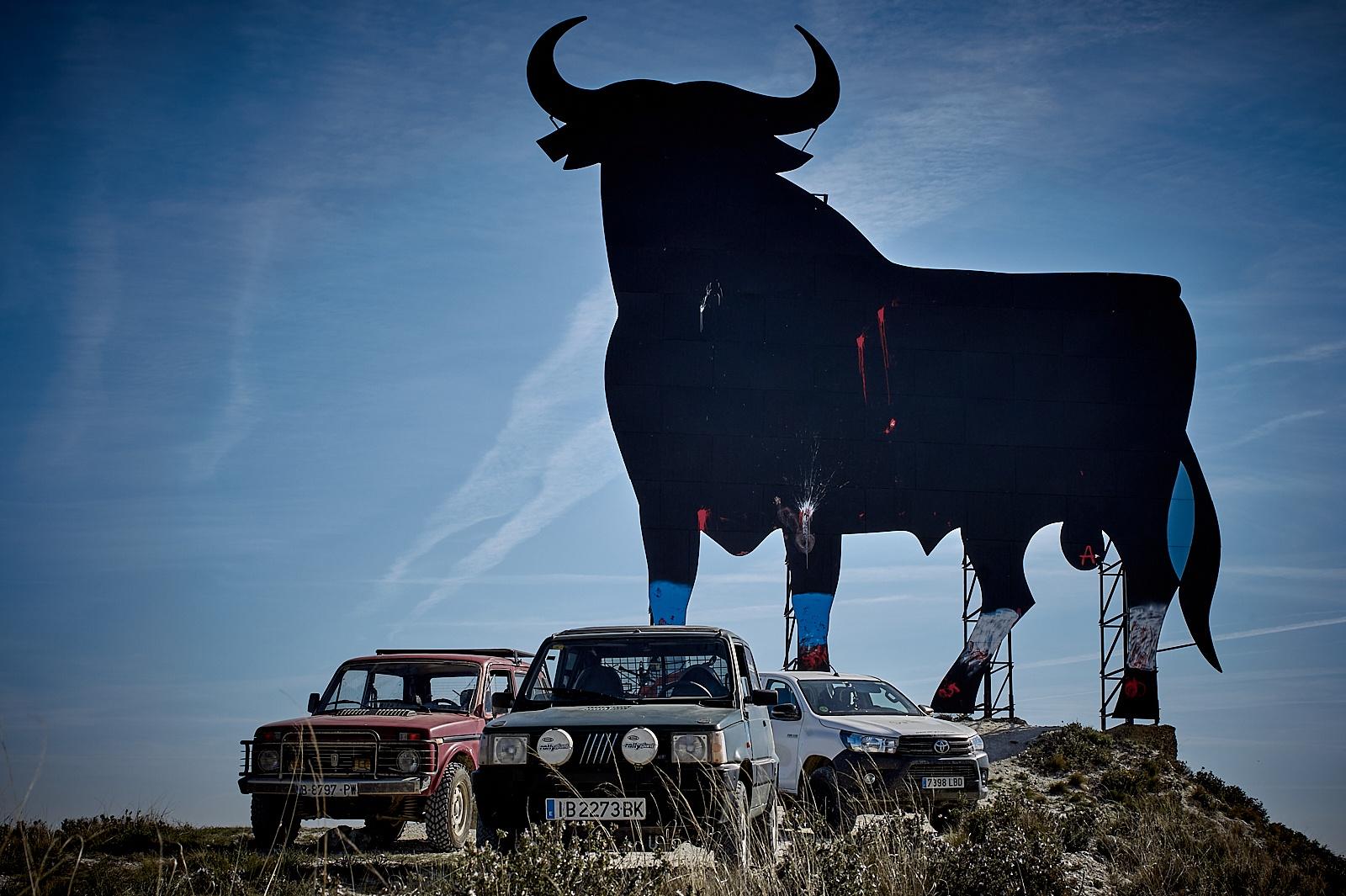 4X4 - Sergio Tomico, Photography