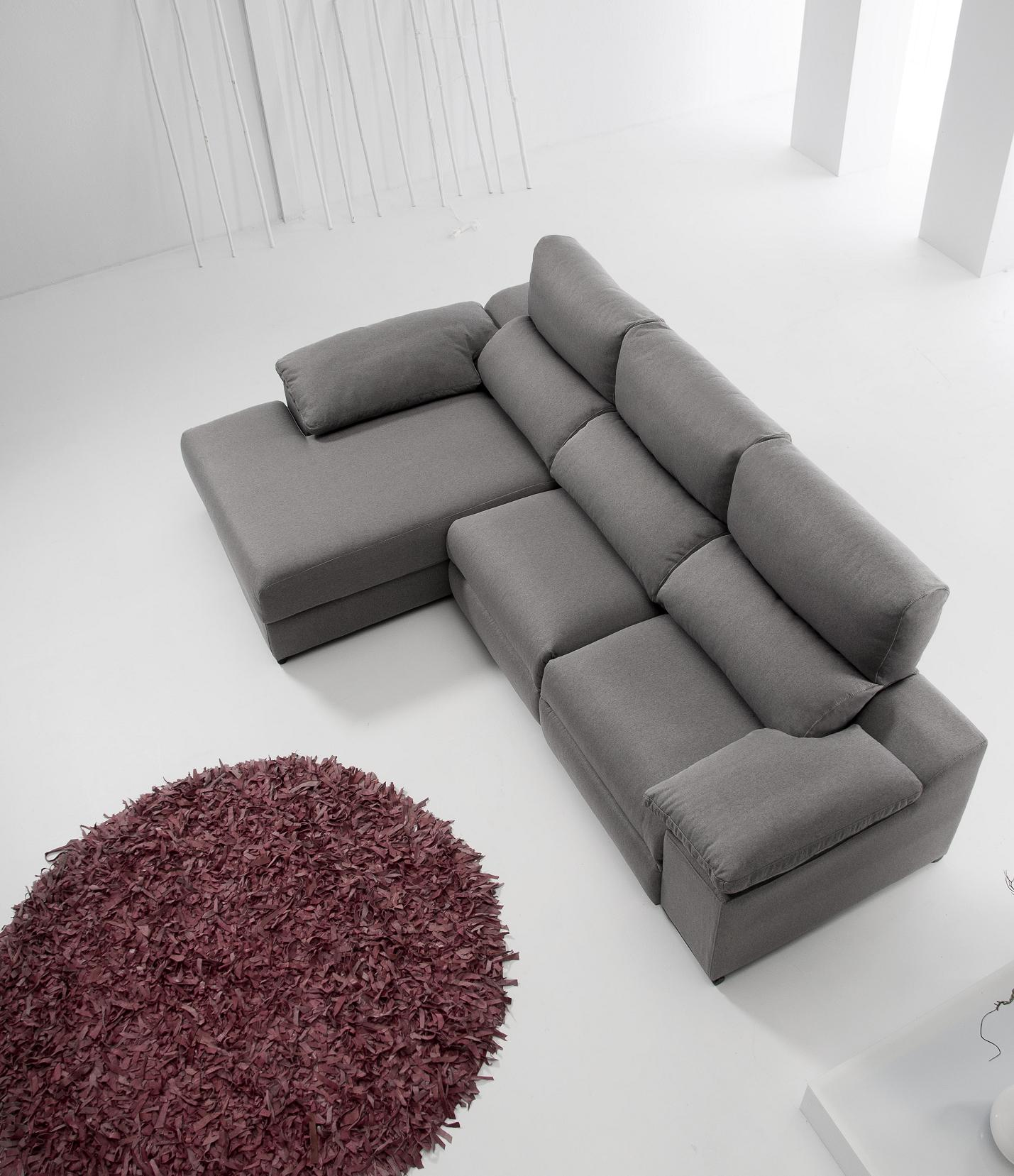 DANCE - SOFA CHAISE-LONGUE - SOFAS EN ELDA