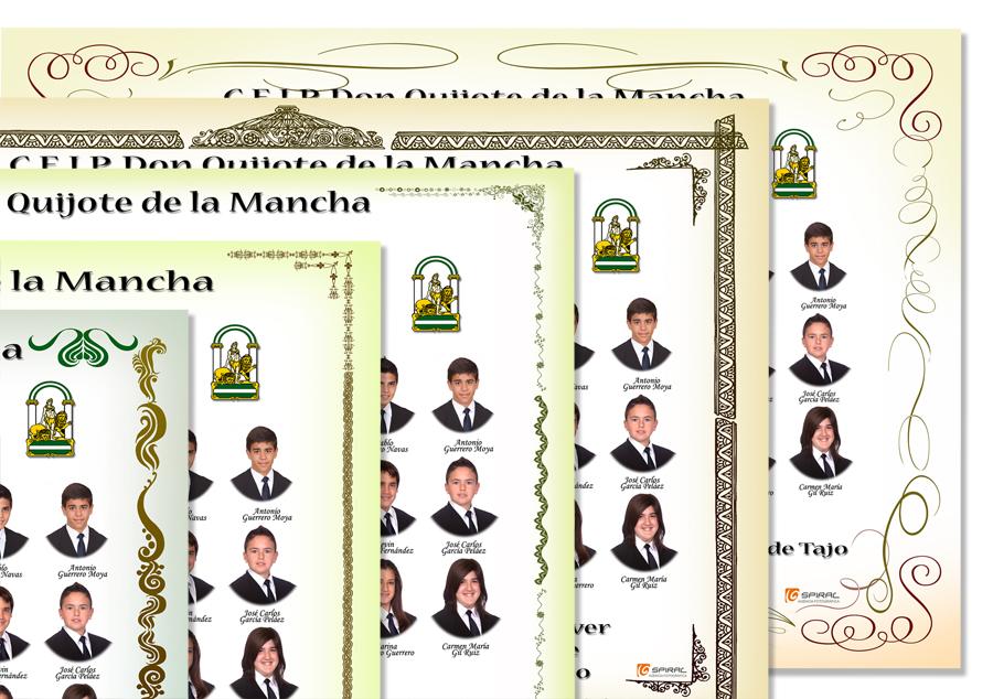 fotografía escolar - Spiral Agencia Fotográfica en Málaga y Andalucía