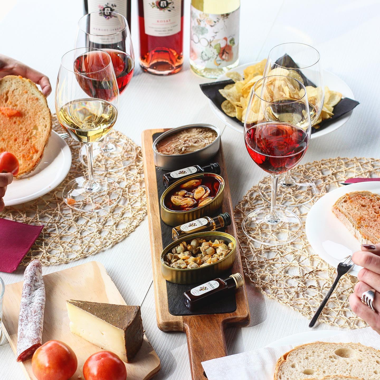 Celler Avgvstvs Forvm - totselecta, vins i gourmet