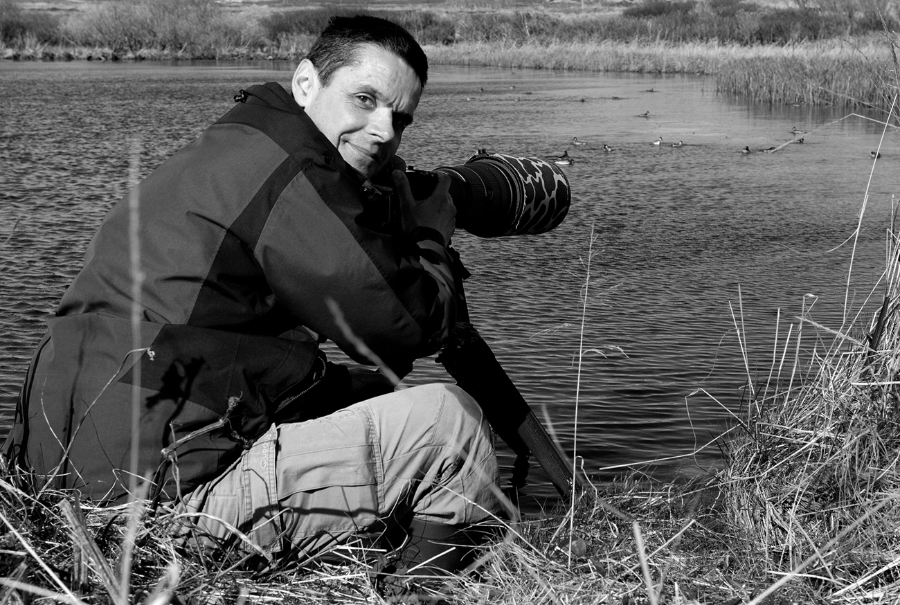 Author - Birds & Habitats, Jose Manuel Grandío