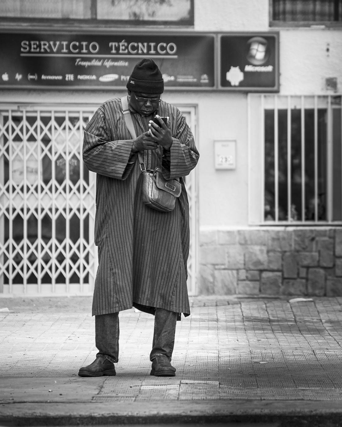 La Cañada-Valencia 2019 (E) - Street-b&w - Urbano Suárez,  FineArt Photography