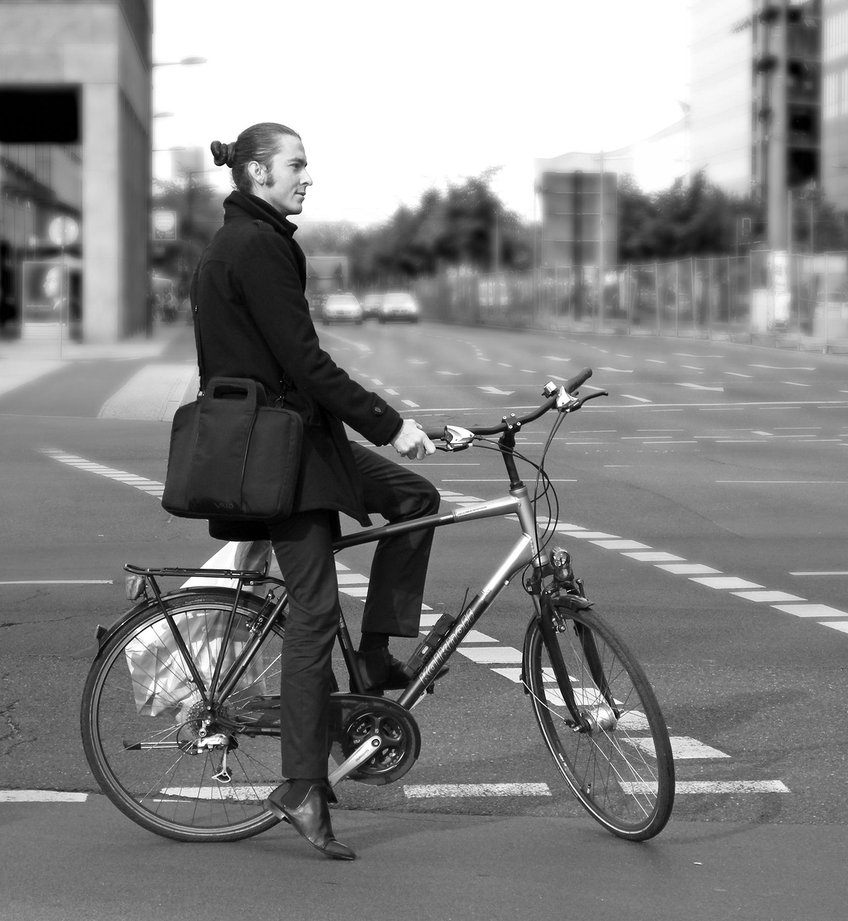 Berlín 2011 (D) - Street-b&w - Urbano Suárez,  FineArt Photography