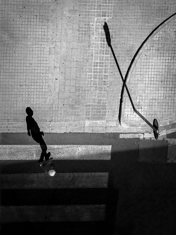 Valencia 2020 (E) - Street-b&w - Urbano Suárez,  FineArt Photography
