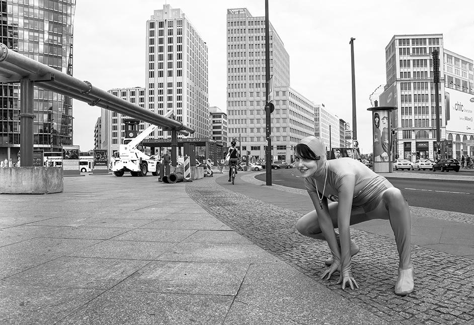 Berlín 2011 (E) - Street-b&w - Urbano Suárez,  FineArt Photography