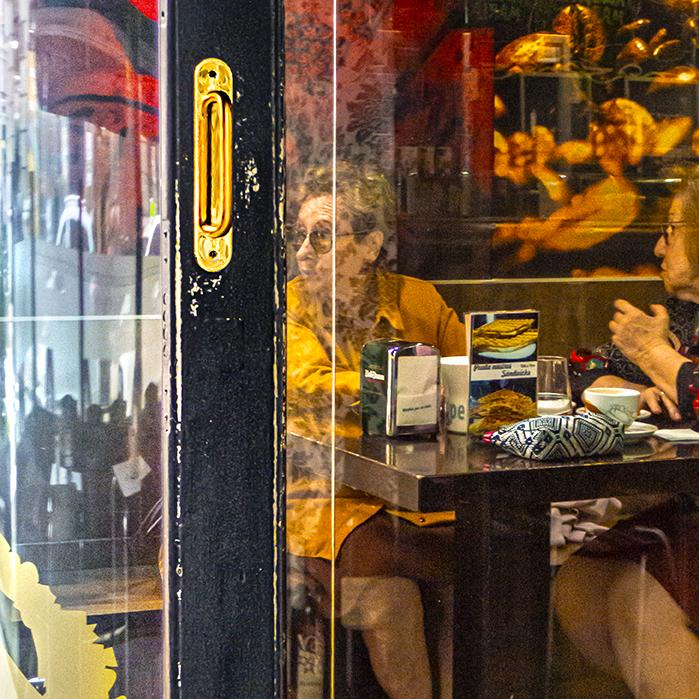 Oviedo 2018 (E) - Street-colors - Urbano Suárez,  FineArt Photography
