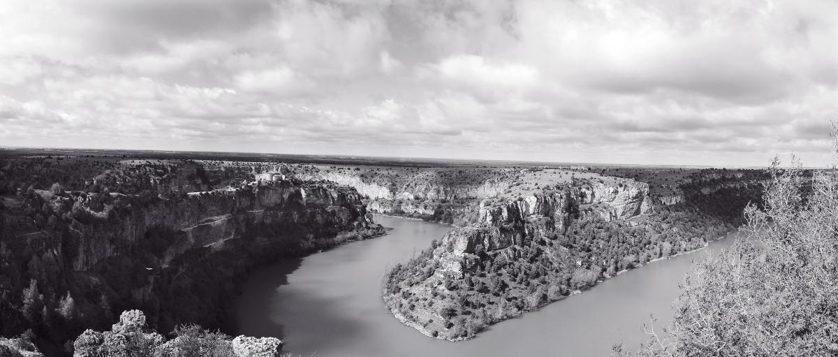Las hoces del Duratón, 03 2016 - deco - fotografías de Toledo panorámicas