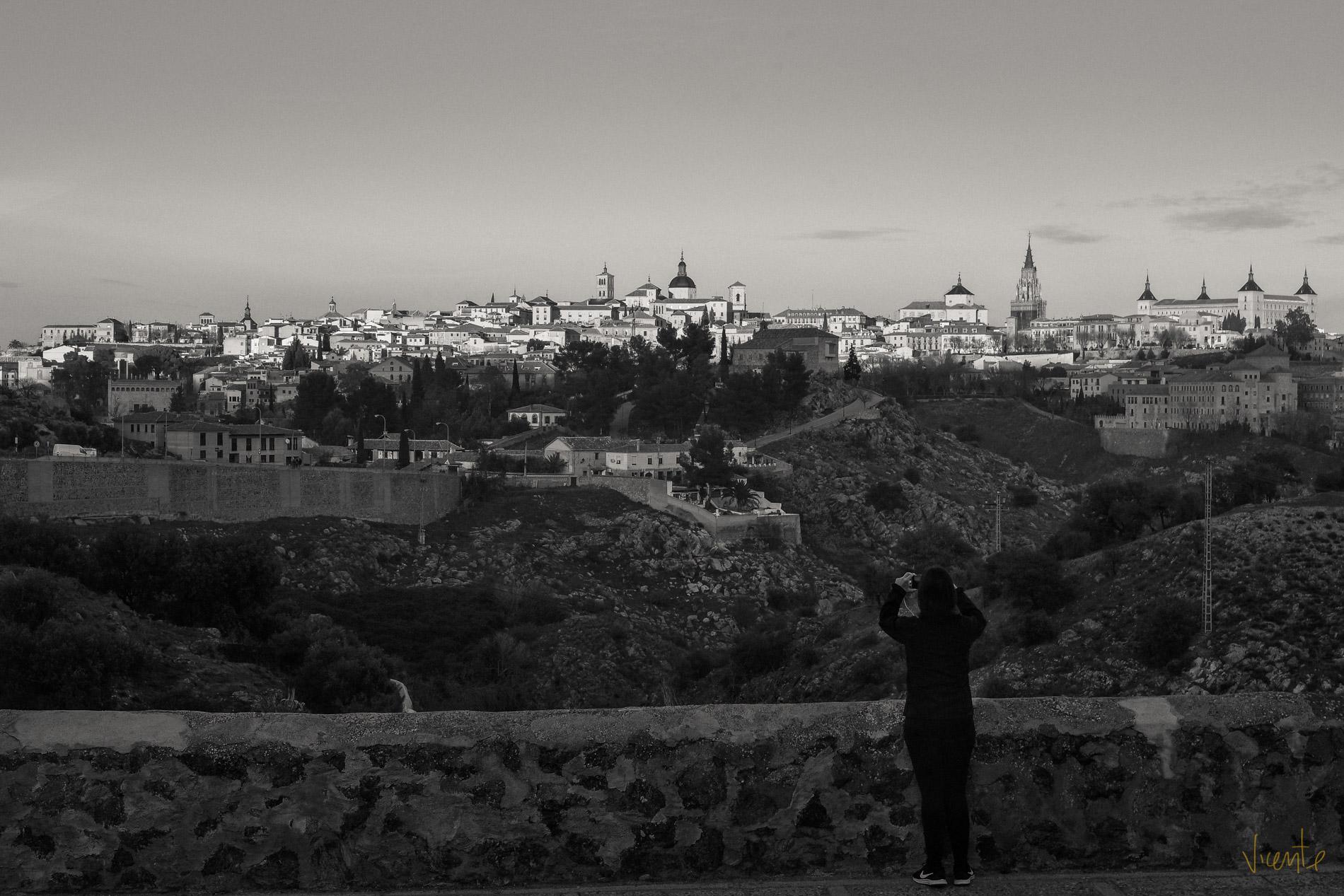 Atardecer en Toledo - Estudio Fotográfico Santabárbara, sesiones de estudio y reportajes fotográficos