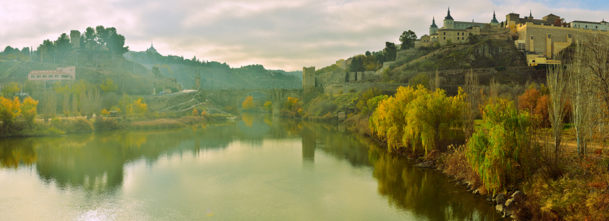 panorámicas fotos de Toledo - deco - fotografías de Toledo panorámicas